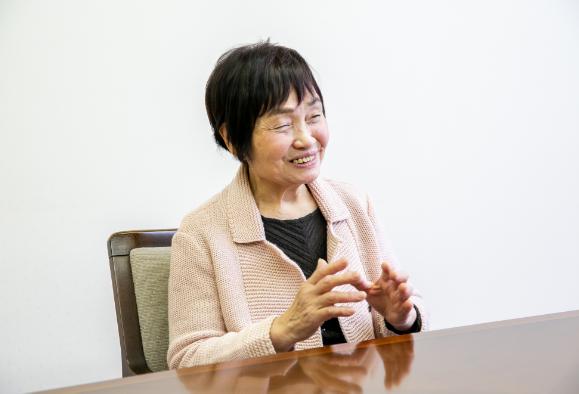 施設長 小寺 喜美子